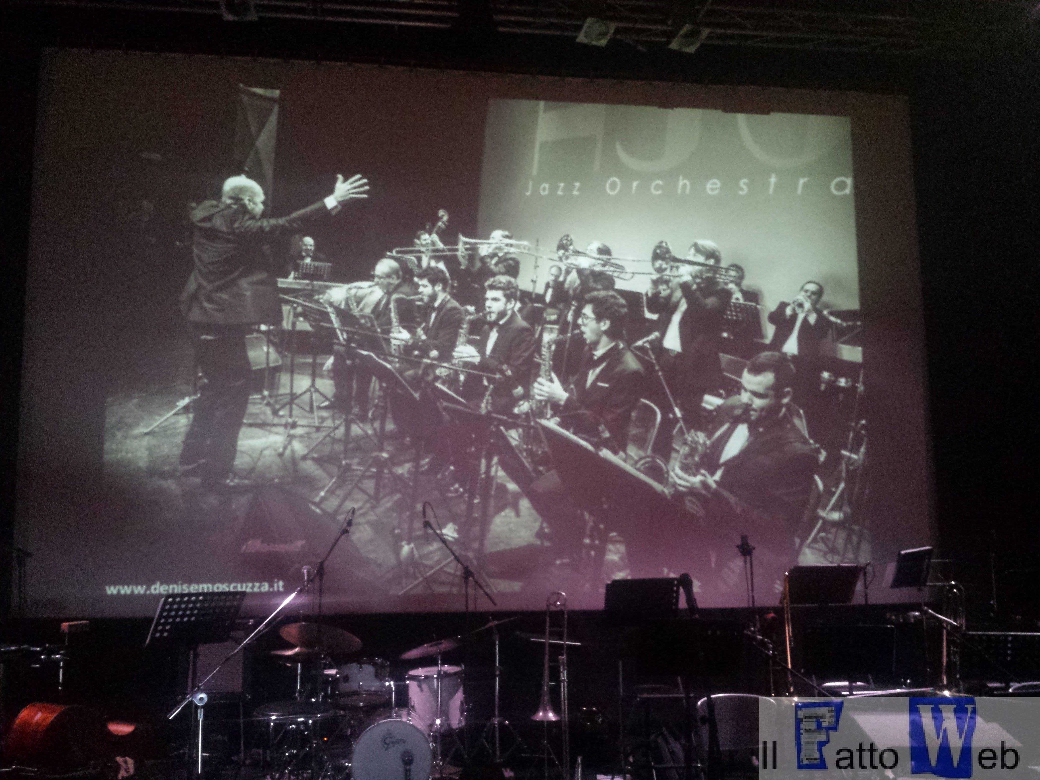 L'emozione della musica swing rivive al Sangiorgi con l'HJO Jazz Orchestra