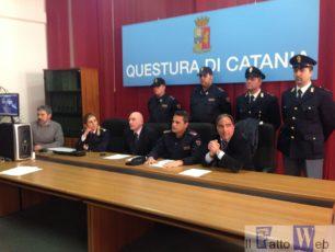 Controllo del territorio: la Polizia di Stato arresta sette malviventi