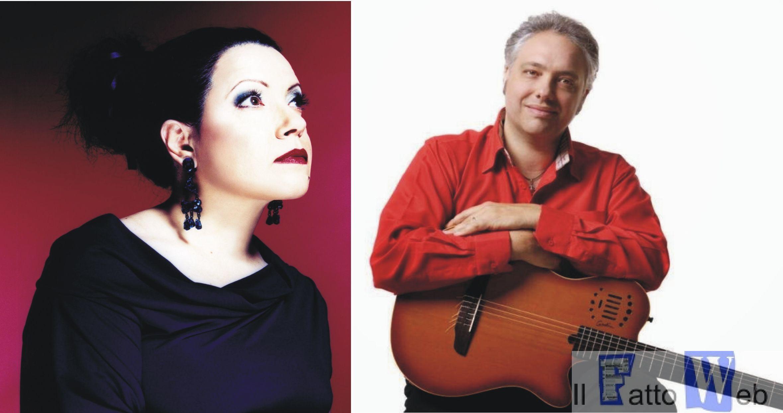 """Antonella Ruggiero il 19 marzo in concerto a Viagrande in duo con Francesco Buzzurro presenta """"I GRANDI SUCCESSI"""""""