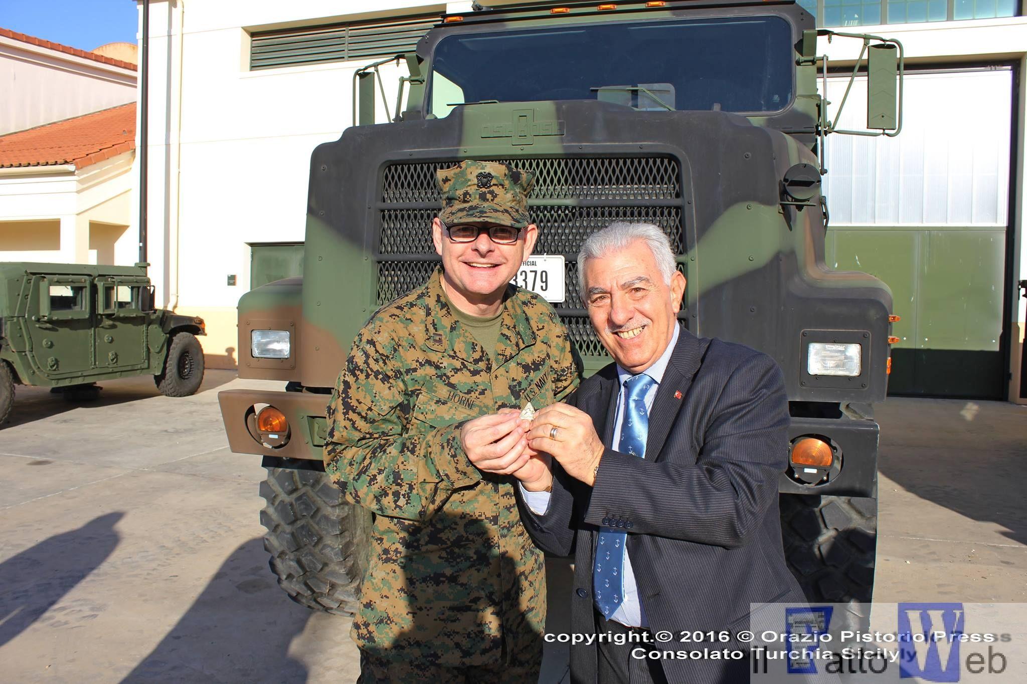 Prof. Orazio Pistorio,Press Consolato Turchia Sicily