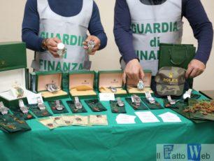 GUARDIA DI FINANZA, CATANIA: TAROCCO ON LINE, SEQUESTRATI FALSI ROLEX VENDUTI SU FACEBOOK. DENUNCIATO CATANESE