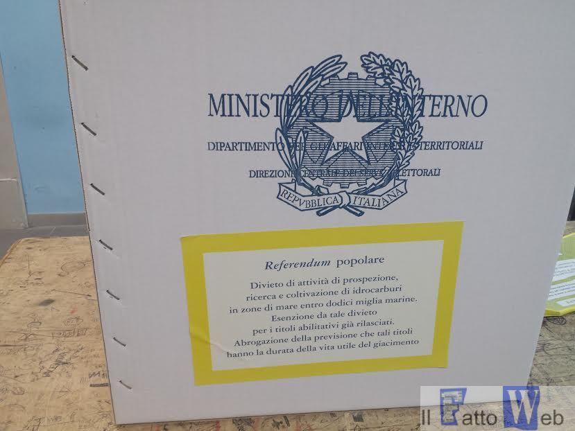 Flop Referendum: gli italiani preferiscono astenersi