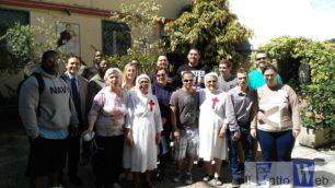Progetto di solidarietà dei militari americani di Sigonella al Centro San Camillo di Acireale