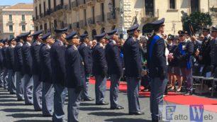 La Polizia di Stato festeggia i suoi 164 anni. A Catania gli uomini in divisa incontrano i cittadini