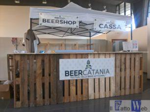 Prende il via oggi pomeriggio BeerCatania Spring festival delle birre artigianali che trasforma Catania nella capitale della birra.