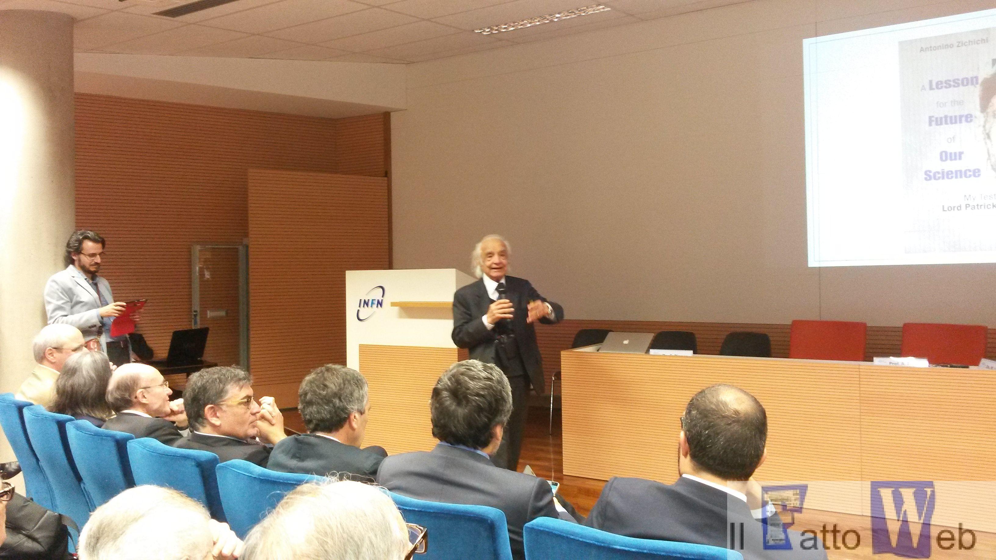 Catania, quarant'anni per i Laboratori nazionali del Sud