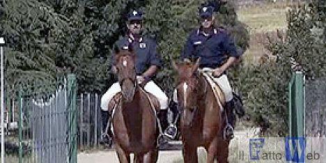 POLIZIA SCIENTIFICA, SQUADRA A CAVALLO, CINOFILI E ASP 3:  UN POOL PER COMBATTERE IL MALTRATTAMENTO DI ANIMALI