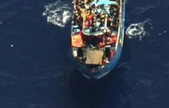 801 i migranti tratti in salvo nella giornata del 12 maggio dalla Guardia Costiera