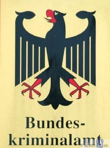 Ufficiali tedeschi della Bundeskriminalamt in visita alla questura di Catania