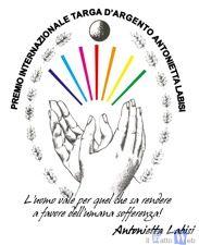 XXIII edizione Premio Internazionale Antonietta Labisi: Sabato  25 la presentazione ufficiale