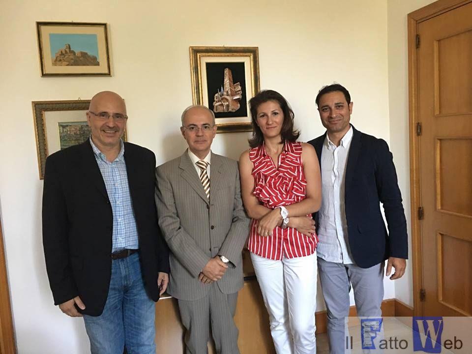 Il Procuratore Capo Zuccaro incontra l'associazione antimafia Alfredo Agosta