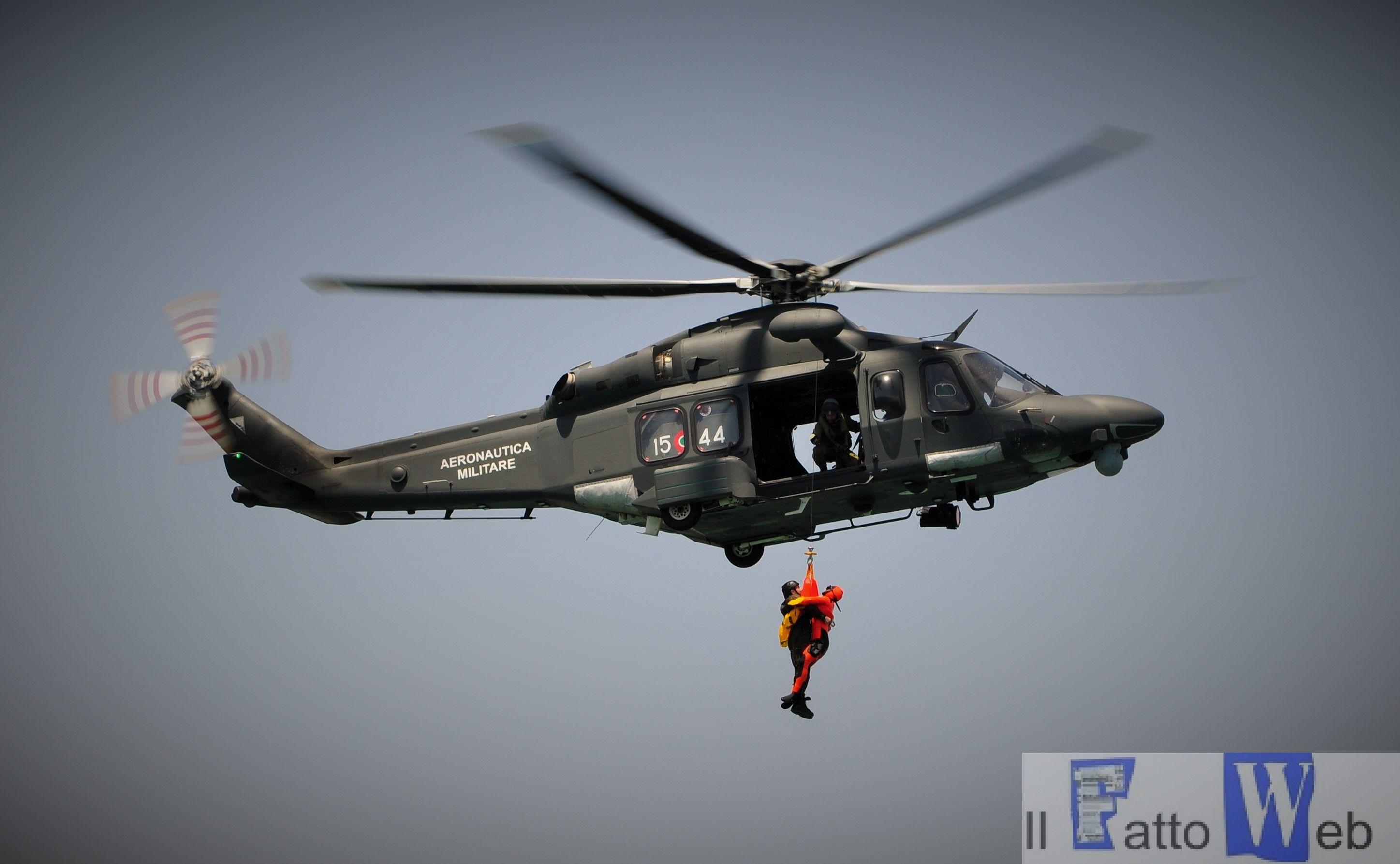 Esercitazione SAR: l'Aeronautica Militare si addestra per essere sempre pronta all'azione