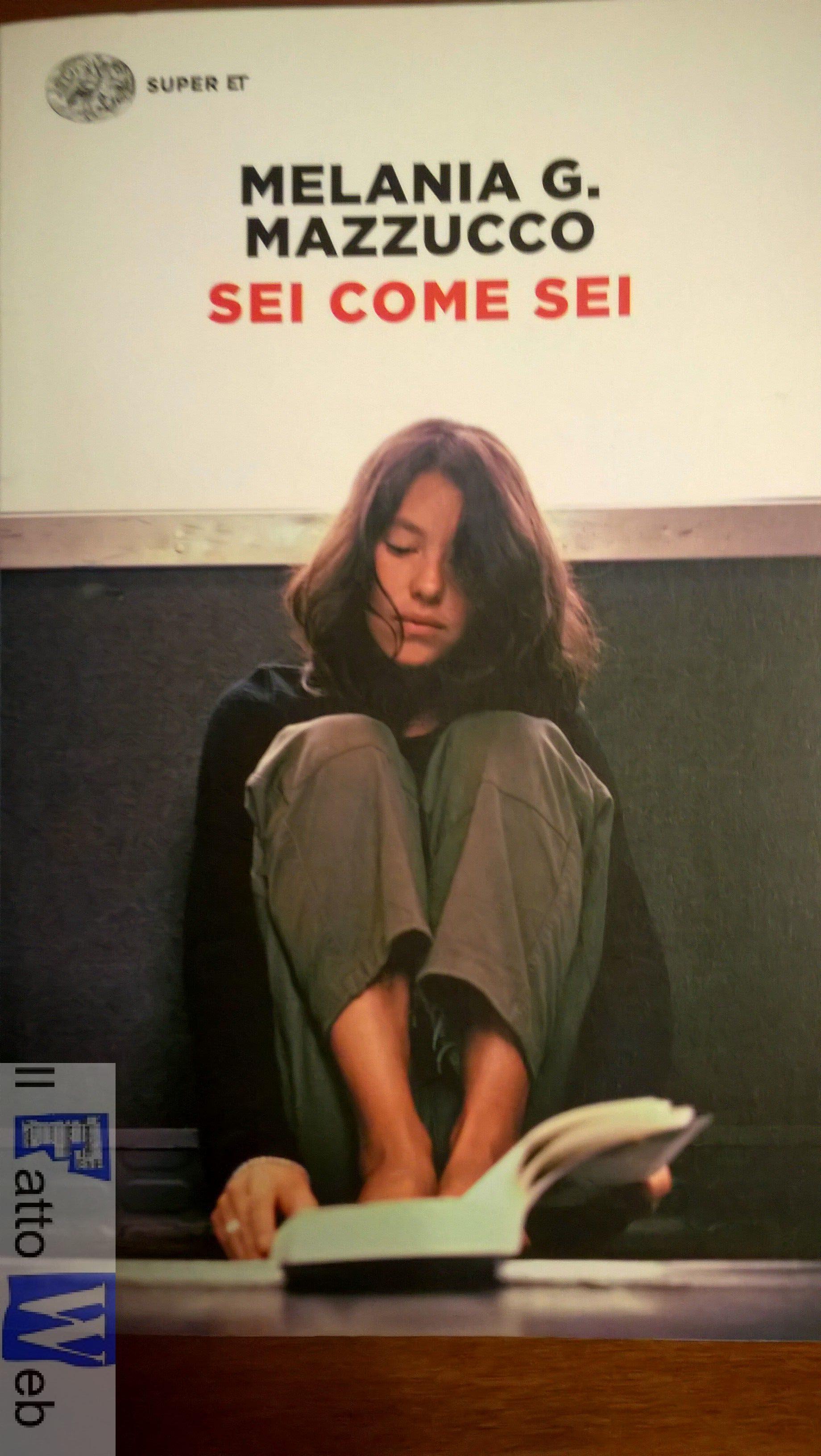 """""""Sei come sei"""" è un romanzo di Melania G. Mazzucco"""