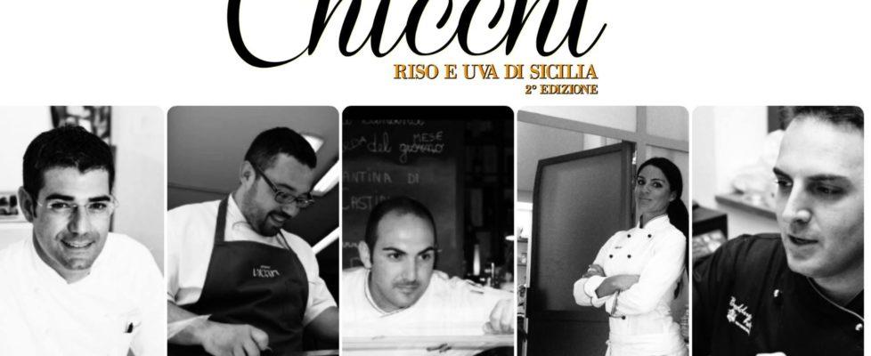 CHICCHI, RISO E UVA DI SICILIA, 5 CHEF REINVENTANO L'ARANCINO