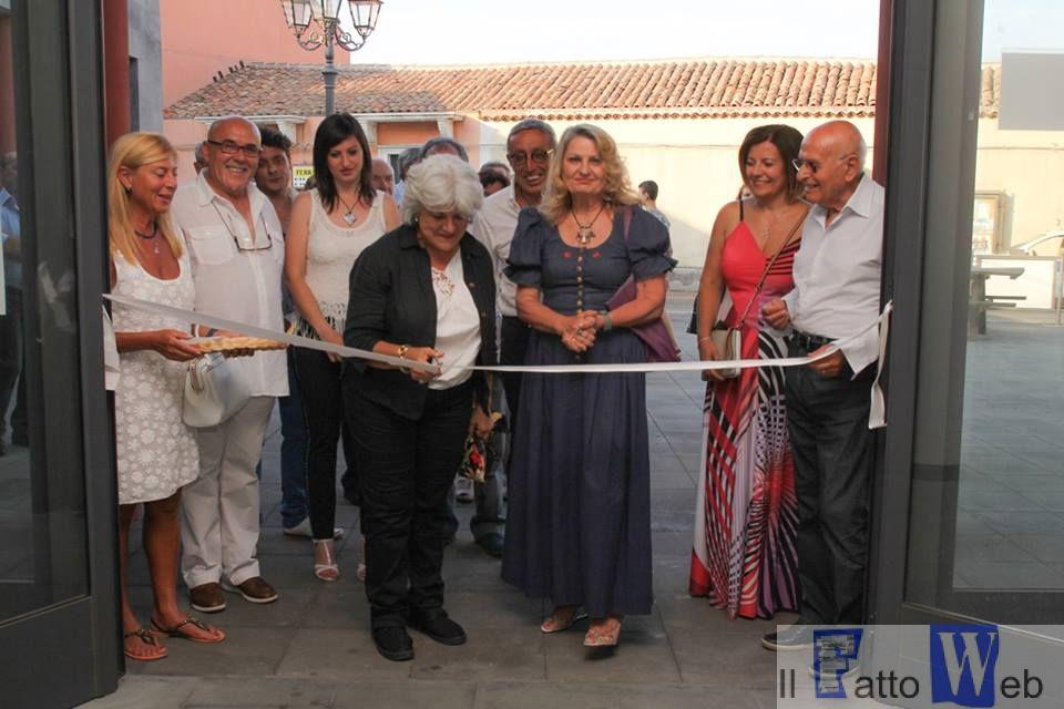Milo, Inaugurata la mostra dedicata ad Angelo Musco