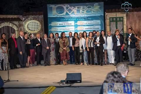 A Catena Fiorello il X premio Angelo Musco. Trionfano le Compagnie Dietro Le Quinte e Re di Cuore