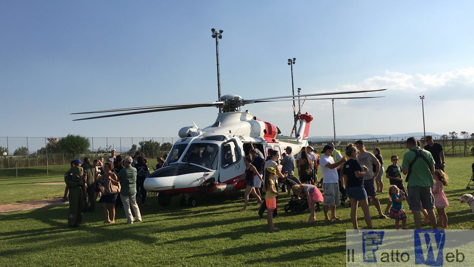 "Presente la Guardia Costiera Etnea al  ""National Night Out"" di Sigonella"