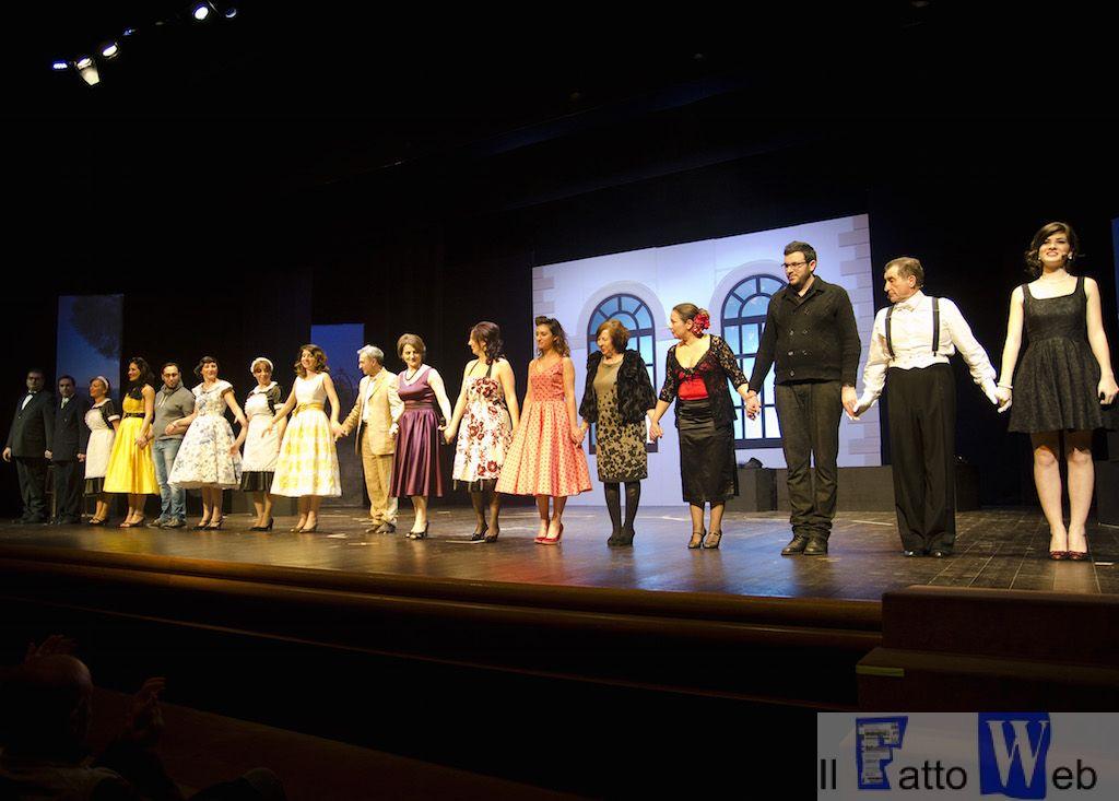 """La Compagnia """"Re di Cuore"""" conclude la rassegna teatrale del Premio Angelo Musco"""