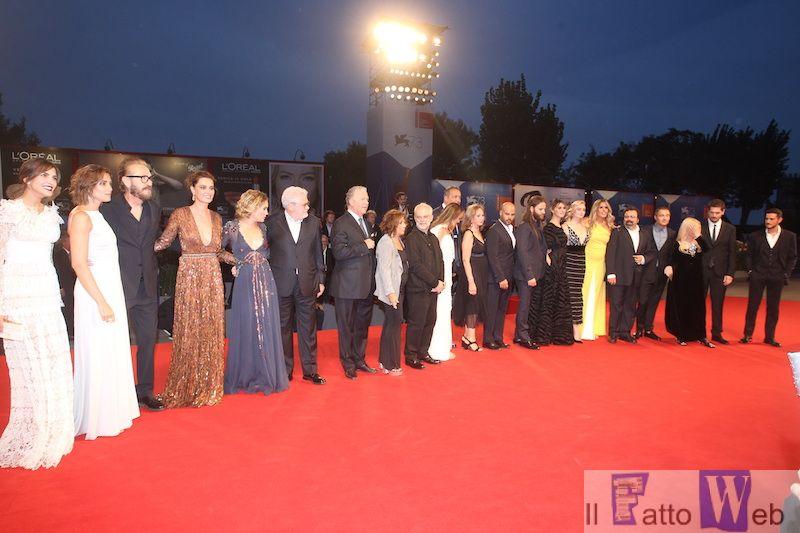 I vincitori della 73° Mostra d'Arte Cinematografica di Venezia