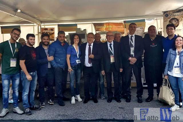 """Al Salone del Gusto Torino i prodotti di eccellenza di Catania e Messina. """"Un intreccio di relazioni ricche di prospettiva"""""""