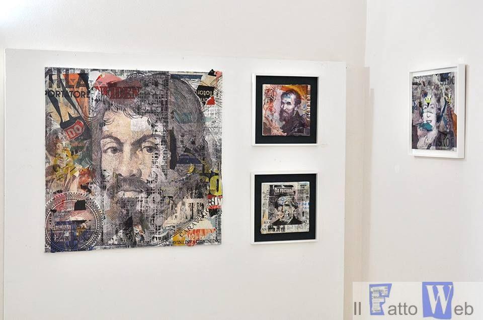 """Al MA musica e arte """"My Money"""" mostra personale di Andrea Chisesi"""