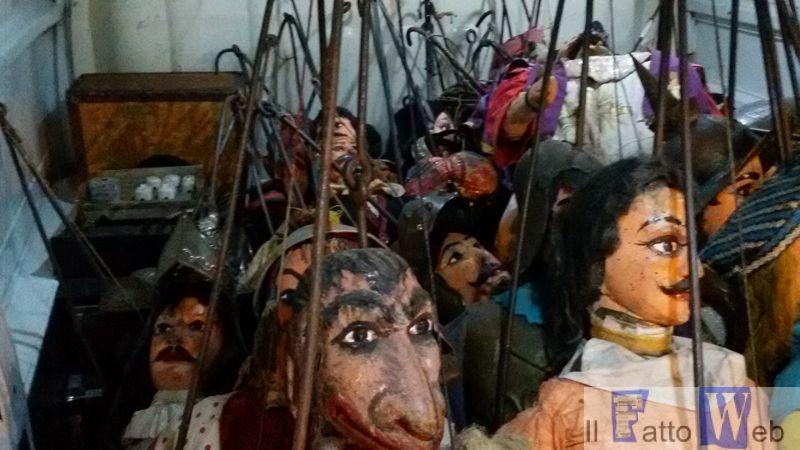 Quale dimora a Catania per i pupi della Marionettistica dei fratelli Napoli?