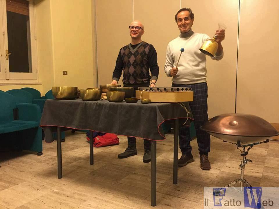 L'Accademia dell'Armonia incontra i ragazzi dell'Istituto Unione Italiana dei Ciechi
