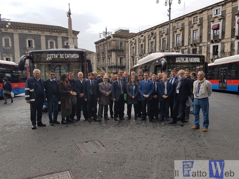 Il rilancio dell'AMT: nuovi autobus e nuove linee per un servizio urbano più efficace e efficiente