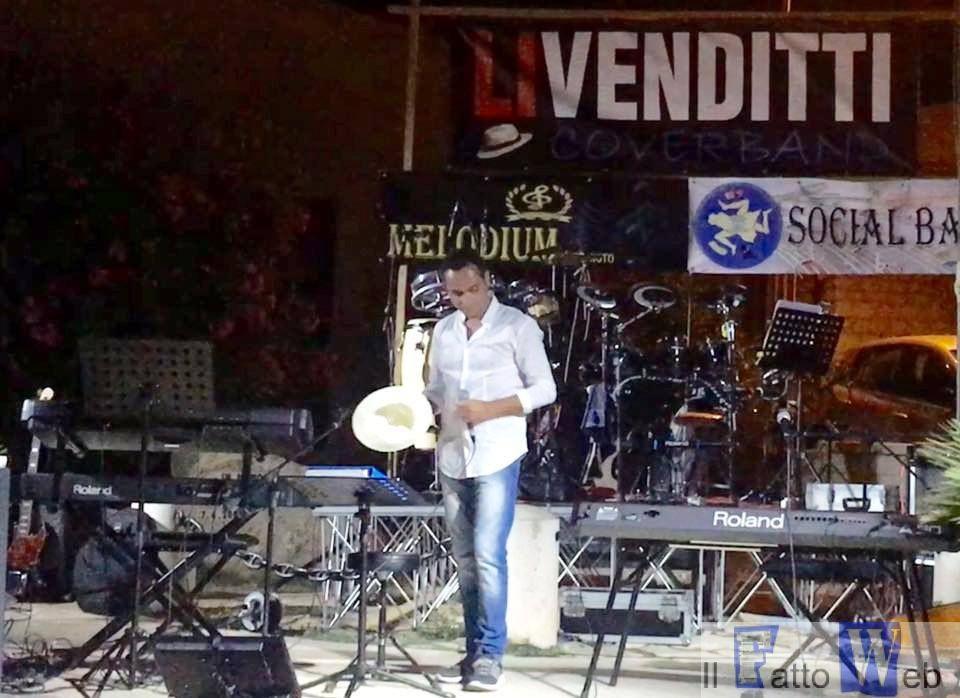 Il siciliano Giuseppe Panebianco in corsa per il reality di Sky come voce sosia di Antonello Venditti