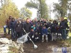 """Comune Pedara: Militari USA di Sigonella partecipano a """"Meglio Parco Che Sporco"""""""