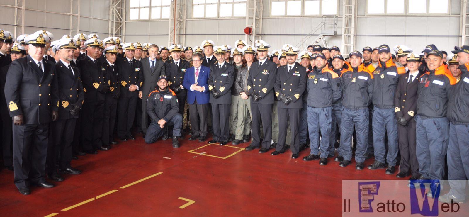Guardia Costiera : 179.624 migranti sbarcati in Italia nel 2016