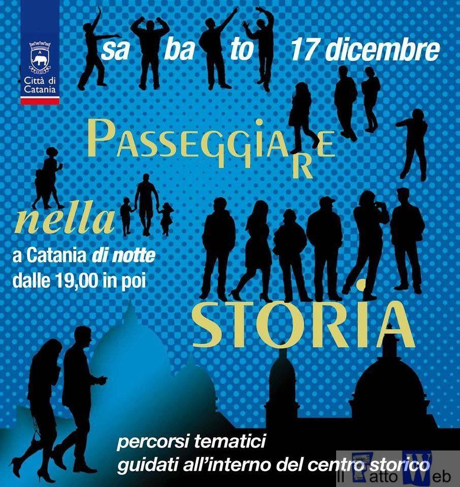 """Questa sera alla Villa Bellini: """"Passeggiare nella storia"""", percorsi tematici guidati all'interno del centro storico"""