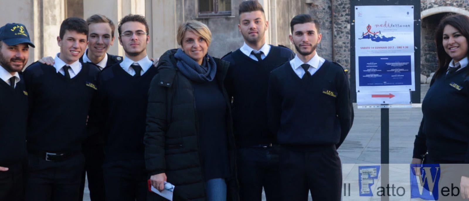 """Politecnico del Mare al  """"Progetto Mediterraneo"""" – presentazione dell'iniziativa al palazzo della Cultura"""