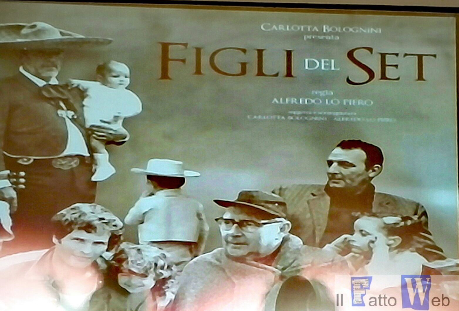 """Prima siciliana per il regista catanese Alfredo Lo Piero con """"Figli del set"""""""
