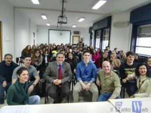 Gemmellaro di Catania:  Militari americani di Sigonella incontrano gli studenti per uno scambio linguistico