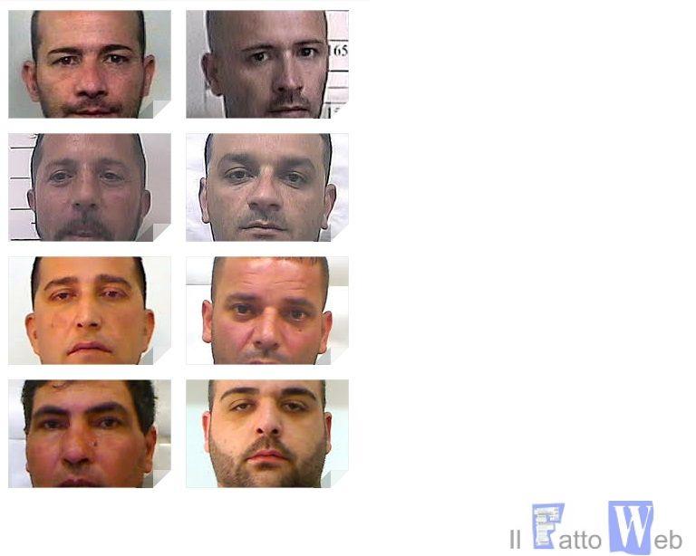 """""""Operazione Wink""""  16 ordinanze di custodia cautelare"""