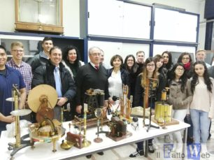 Marines di Sigonella incontrano gli studenti  del Gemmellaro di Catania