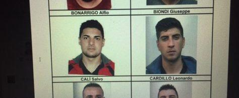 """Operazione """"Bingo"""" dei Carabinieri: Stroncato lo spaccio nelle piazze di Giarre"""