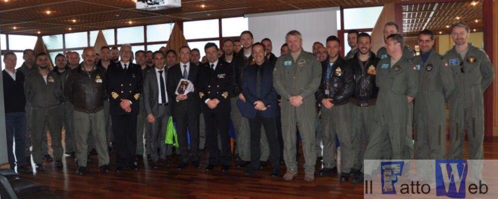 Frontex in visita alla Guardia  Costiera di Catania
