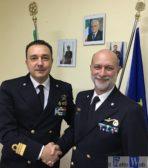 Guardia Costiera : avvicendamento al Comando del 2° Nucleo Aereo di Catania