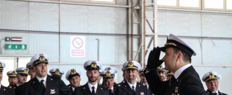 Cambio di comando al 2° Nucleo Aereo Guardia Costiera