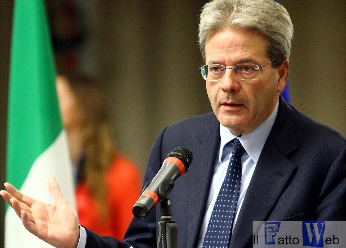 """Lettera aperta de """"Il Cantiere delle ragioni"""" a Gentiloni in visita a Catania"""