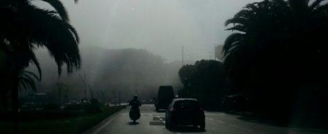 """Oggi a Catania un fenomeno detto """"La Lupa"""" o """"nebbie di avvezione"""" Scalo temporaneamente non del tutto operativo"""