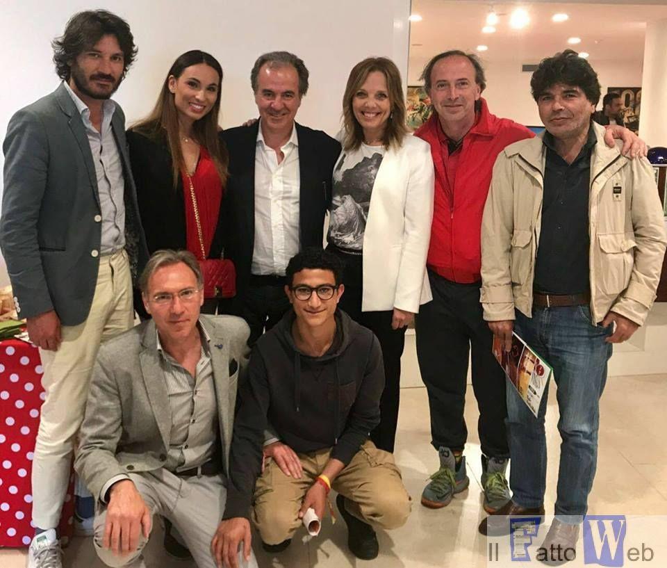 """A Torre del Grifo sport e impegno sociale per il """"Gol del cuore"""""""