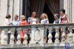 G7: conclusa visita a Catania delle consorti e dei consorti dei leader