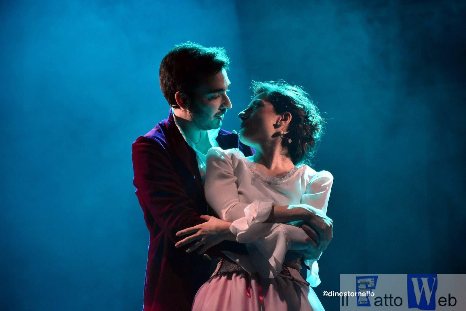 """Al Teatro Ambasciatori in scena emozioni e passioni con la commedia musicale """"I Promessi Sposi- Amore e Provvidenza"""""""