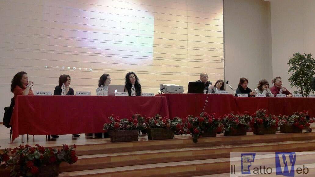 """Seminario di studio promosso dall'U.O.N.P.I.A. dell'A.S.P.3 Catania e dall'I.I.S.S. """"Carlo Gemmellaro"""""""