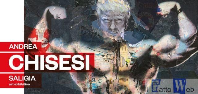 """""""SALIGIA"""" mostra personale di ANDREA CHISESI  a cura di Marcella Damigella"""