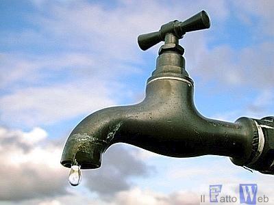 San Giovanni Galermo (Ct) da settimane senza acqua