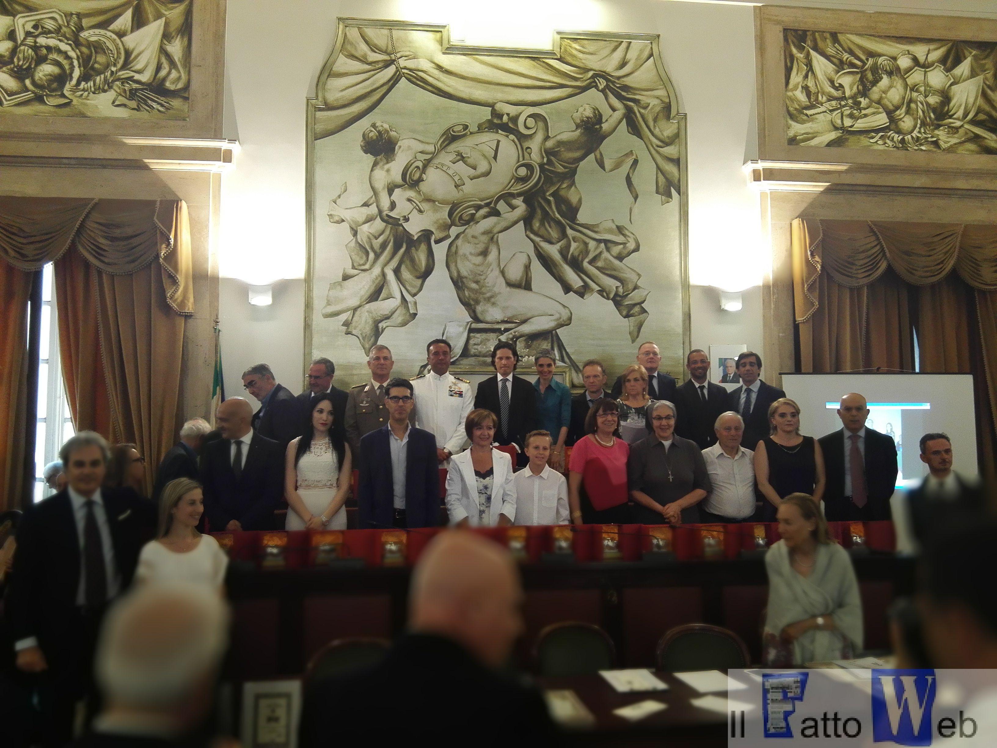 """PREMIO INTERNAZIONALE  """"Chimera d'Argento 2017"""""""